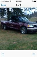 2003 Ford F-150 2wd