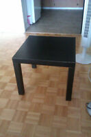 IKEA LACK side tables (2 pieces for 10 CDN only!!!)