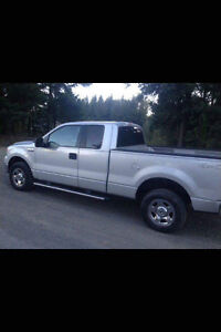 2005 Ford F-150 SuperCab XLT Pickup Truck