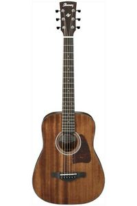 Guitare acoustique Ibanez AW54MINIGB