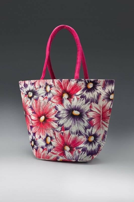 1b226f455494 Puspajute (Fashionable eco-friendly Tote bags Manufacturer in India).  Richmond ...