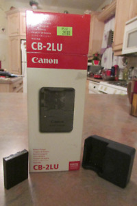 Canon - Battery Charger