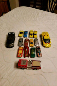 15 Toy Cars