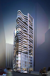 HOT BUY! BRAND NEW LUXURY DOWNTOWN MONTREAL CONDO at LE PETERSON