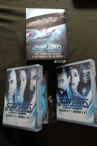 Star Trek The next Generation Collection Blu Ray(Preowned)