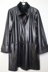 Women's Coat, Size G/L, 100% Polyester