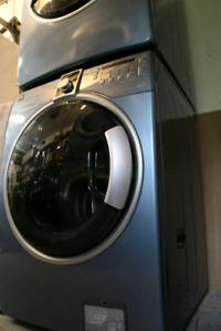 Kenmore front load washer and dryer pair