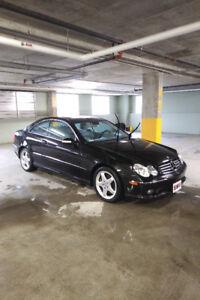 2003 Mercedes-Benz CLK-Class CLK 500 Coupe (2 door)