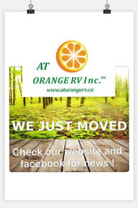 # for your leather care,  We just moved !