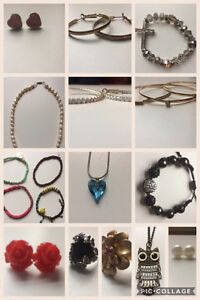 Variety of Real and Costume Jewellery