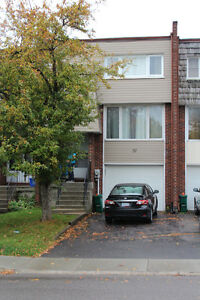 3 Bedroom town house Available December 01
