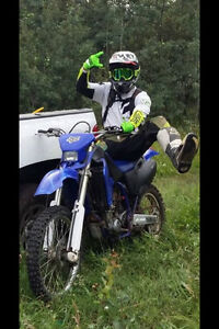 1999 Yamaha WR 400 for sale or Trade for a Truck
