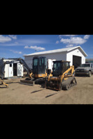 Landscaping, Skid Steer and Mini Excavator Services!