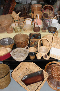40 Plus Decorative Baskets