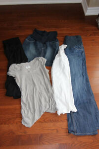 Bag of Maternity Clothes S/M - 12 Items