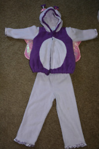 2T/3T Old Navy Butterfly Halloween Costume