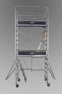 H FRAME FOLDABLE SYSTEM 0.7 X 1.8 X 3.6 PLATFORM Revesby Bankstown Area Preview