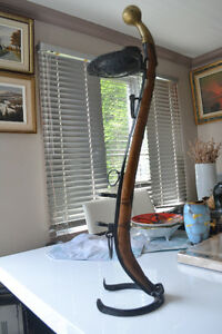 Vintage Horse Collar Stand EXCELLENT CONDITION