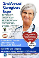 Caregiver Expo: Free Pampering Stations/Support Services Fair