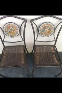 Patio chairs London Ontario image 1