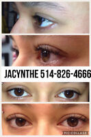Lash lift super PROMO ( rehaussement de cils )