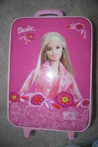 Barbie Suitcase with wheels