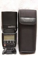 Canon flash 580EX II mint condition