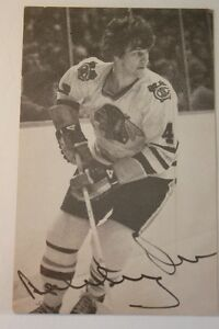1977 Signed BOBBY ORR In Blackhawks Uniform (VIEW OTHER ADS)