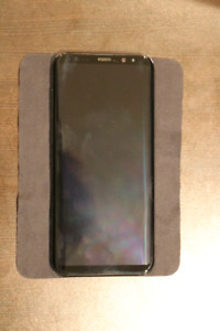 10/10 Samsung Galaxy S8+ Unlocked With Accessories