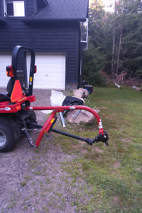 Pto post hole auger  digger for tractor