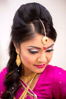 Makeup, Hair stylist and Henna tattoo for your BIG DAY!!!!