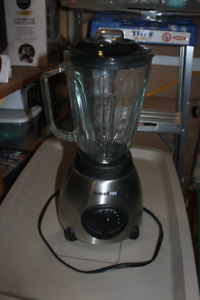 New Blender, neer used