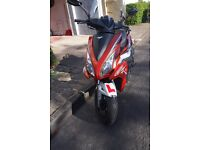 Lexmoto Matador Sports Scooter 125cc, (2016) ideal learner/commuter motorcycle