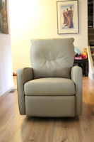 Leather Recliner (chair)