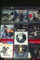 Selling PS3 games in West Island! Price nego.!