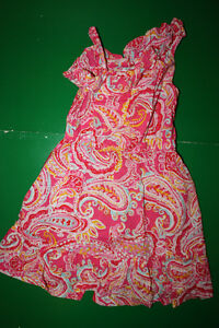 Summer Dress Girls Size 5 - EUC