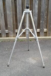different tripods/camera stands