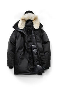 Brand New: Canada Goose Chateau Parka Black Label Size S
