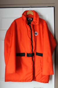 Mustang Flotation Coat
