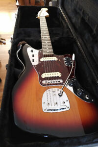 Fender Classic Player Jaguar to trade for hollow body
