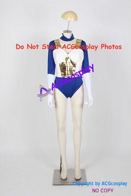 Dragon ball z female version of Vegeta cosplay costume include long - Dragon Ball Z Female Costumes