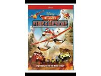 DISNEY , PLANES FIRE AND RESCUE