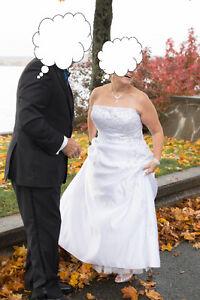 Robe de Mariée  octobre 2016