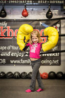 Family Kickboxing for KIDS: Discipline, Confidence and Defense