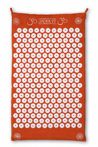 Shakti Acupressure Mat with or without using during Yoga