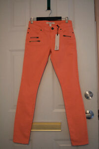 Brand New Coral Forever 21 Jeans