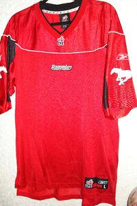 CFL Calgary Stampeders Jersey