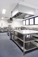 ISO Commercial Kitchen space to share