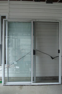 6ft sliding glass door