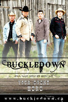 Buckledown - Ottawa's Hottest new Country Party Band